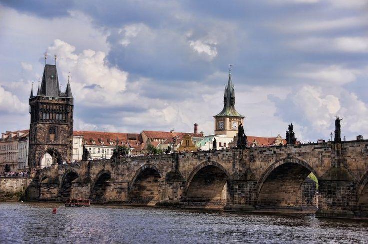 Charles Bridge 24 Hours In Prague