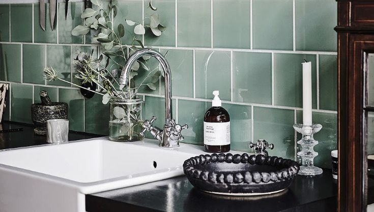 Green with Envy: Irish Tile Style for St Patrick's Day - Tile Mountain