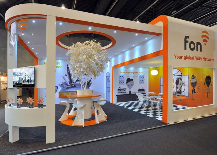 Exhibition Stand Builders In Nigeria : Fon exhibition design construction http