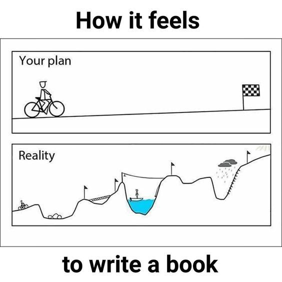 How It Feels To Write A Book – Writers Write