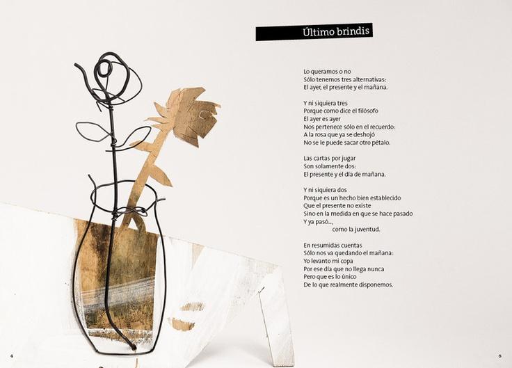 Nicanor Parra, poemas - Ilustraciones de Isabel Hojas. Amanuta Editorial, Chile 2012
