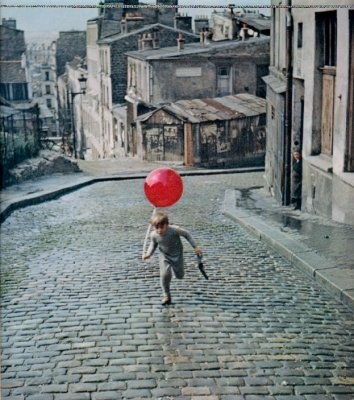 the red balloon: Red Balloon, Film, Movie, Red Balloon, The Ball, Balloon 1956, Photo