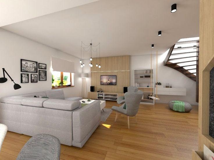 living room, salon, www.atoato.pl