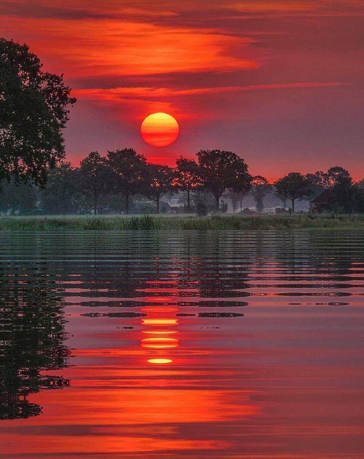 Ruby Sunset #BeautifulNature #NaturePhotography #Nature #Photography #Sunset