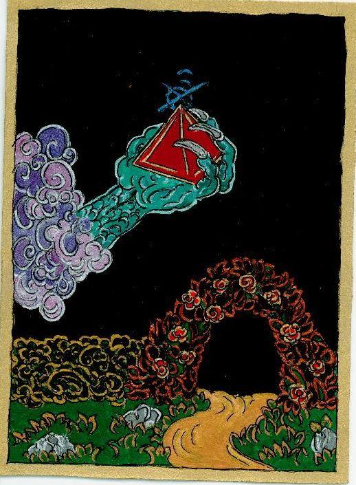 Zöld sárkány segítő keze 1