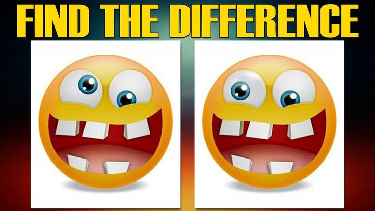 Funny Emojis Difference | Find The Difference Emoji | Emojis Puzzles | F...
