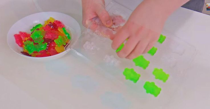 Gummy bears have been around since 1922, and it seems they've never really gone down in popularity; these treats have inspired many other gummy shapes, but most of us prefer to stick with the original trendsetters. They were actually invented by a German man named Hans Riegel, who left his job...
