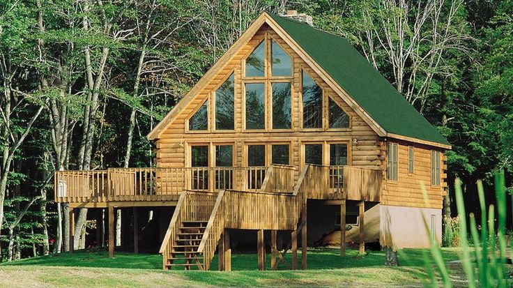 1000 Images About Log Homes On Pinterest Montana