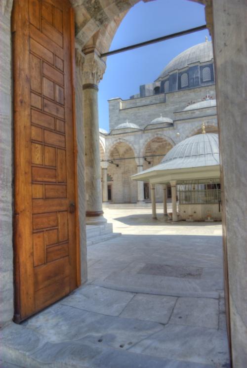 Yavuz Sultan Selim Camii, Yavuz Sultan Selim Mosque, Fatih, İstanbul, pentax k10d, ozgur ozkok