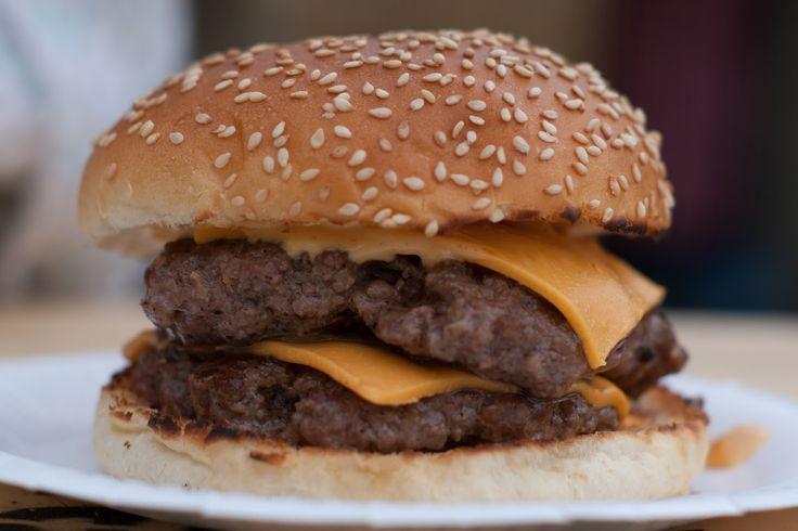 The Burger Addict Burger Blog: The 10/10 Burgers - Best in London & America