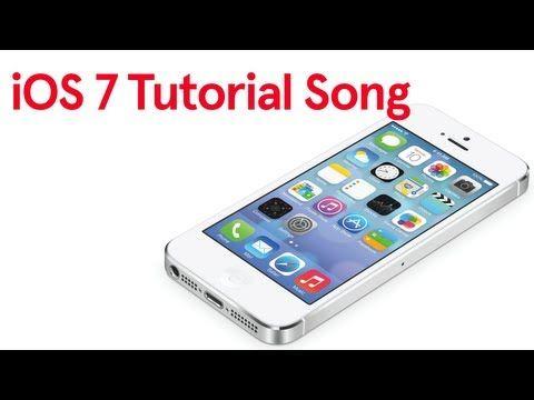iOS7 Tutorial Song (Song A Day #1717)