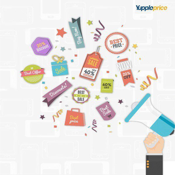 We pick only the best deals for you so that you can #SaveBig with #YupplePrice