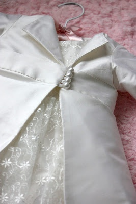 Beautiful baby blessing dress