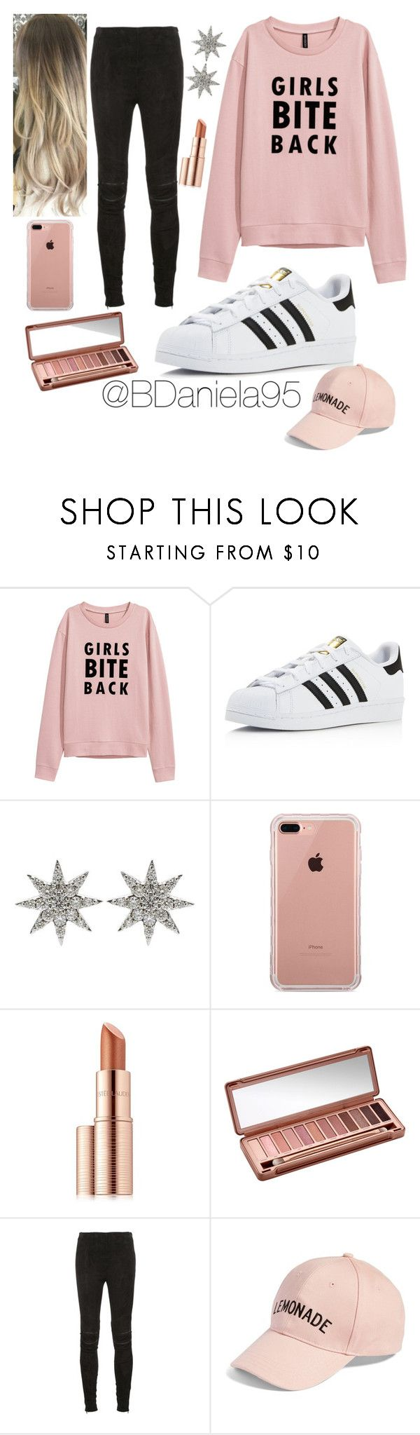 """""""Untitled #234"""" by daniela95140 on Polyvore featuring adidas, Bee Goddess, Belkin, Estée Lauder, Urban Decay, Yves Saint Laurent and Amici Accessories"""