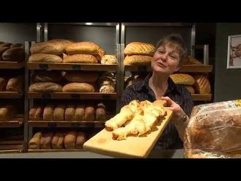 Искусство продавать хлеб или какой должен быть Дизайн и Концепция Пекарни. Нидерланды - YouTube