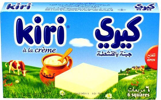 Kiri Cheese Wedges 108g