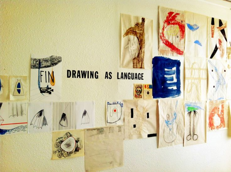 Drawing as Language