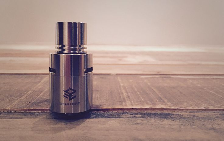 We are huge fans of the Aromamizer v1, it's still in our regular atty rotation. When a new version of an already great atty is released we all hope for improvements we will love. Well this time it may be the Cloudchasers that love this new atty. #vape #rda #vapelyfe