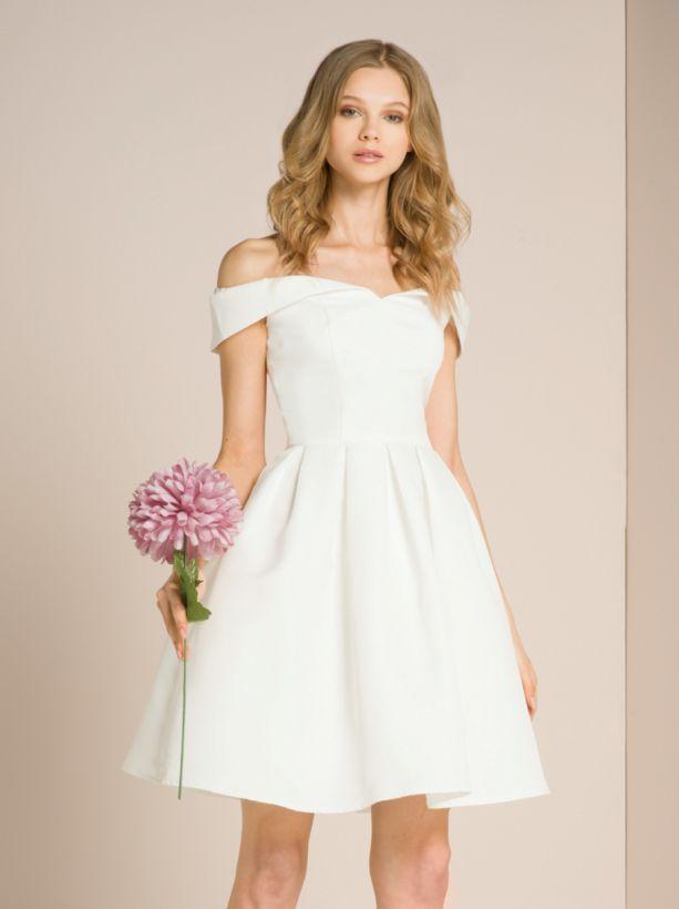 Short Weddings Dress / Chi Chi Genevieve Dress