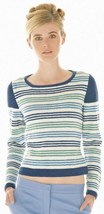 золотые руки пуловер спицами - Поиск в Google