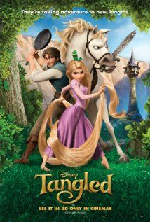 Tangled (2010)  Two words for Maximus (the horse)...anger management.