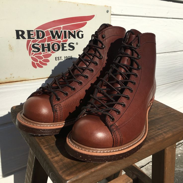 Red Wing Lineman Boot 2996