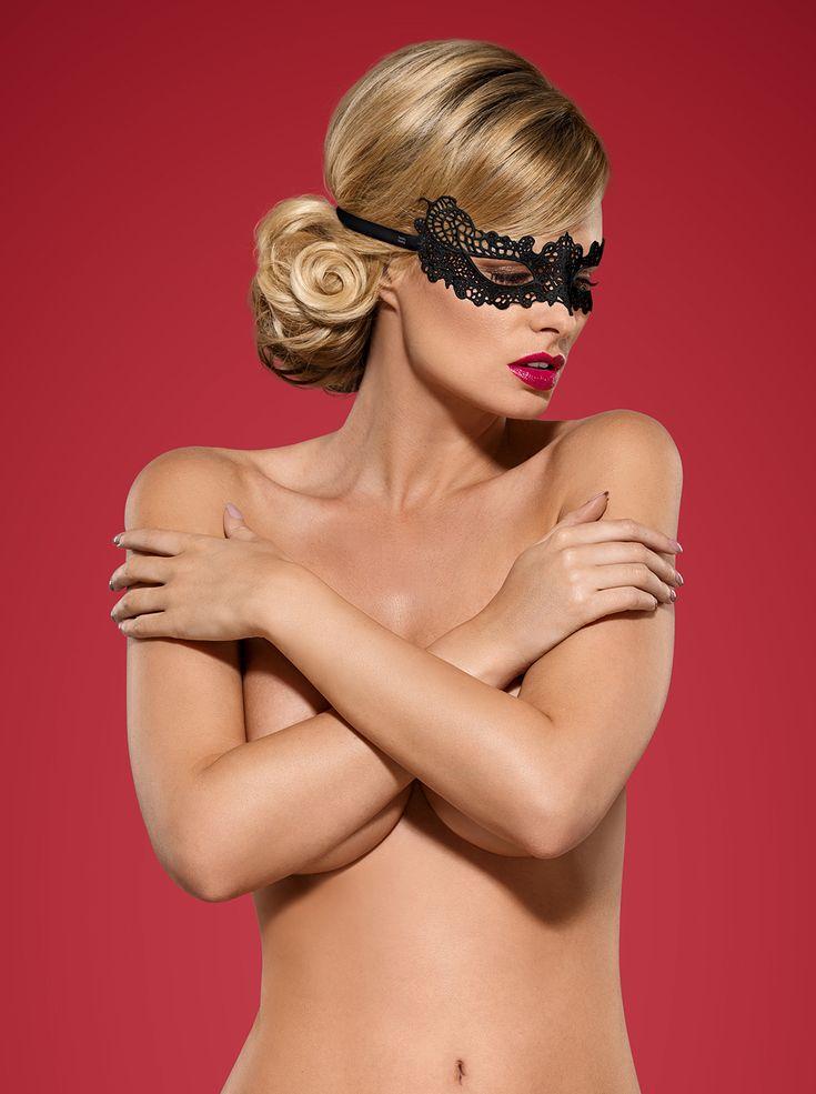 Świat Bielizny, którą lubisz: Maska - powabny gadżet