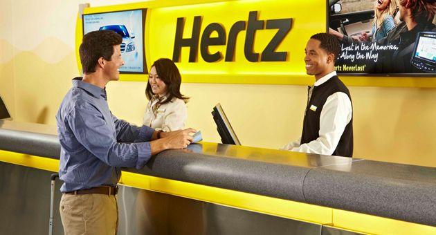 Apple puts autonomous tech in the Hertz drivers seat