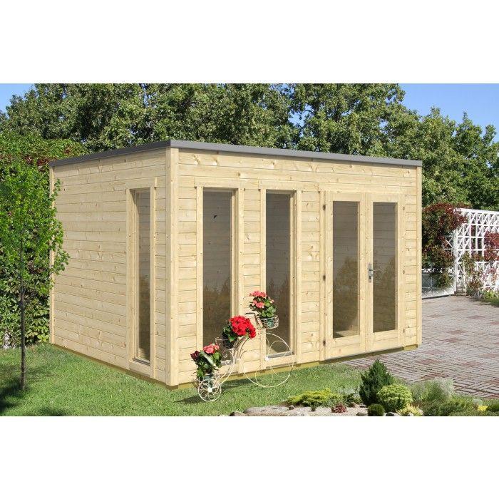 gartenhaus modell cubus 40 c my blog. Black Bedroom Furniture Sets. Home Design Ideas