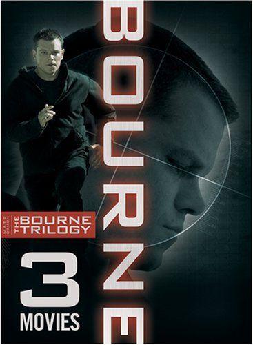 The Bourne Trilogy (The Bourne Identity / The Bourne Supremacy / The Bourne Ultimatum) DVD ~ Matt Damon, http://www.amazon.com/dp/B001F12J0C/ref=cm_sw_r_pi_dp_pk4uqb1CJ7X5C    ...because Bourne is just awesome.