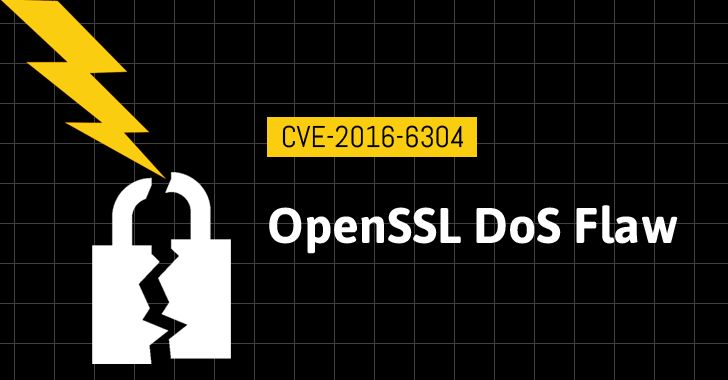 OpenSSL has released patch updates for critical DoS flaw introduced by OCSP…
