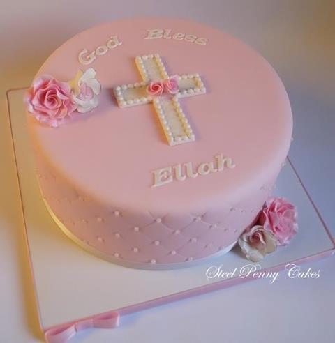 Um bolo muito elegante