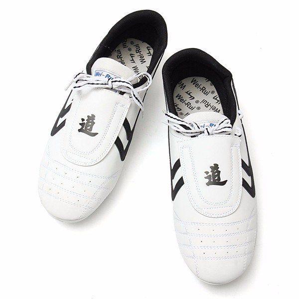 Fashion Sport Taekwondo Kung Fu Karate Tai Chi Training Lace Up Shoes - NewChic