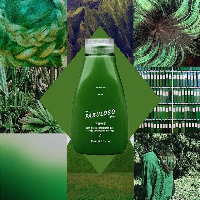 evo® fabuloso pro™ - army fatigues - 230g conditioner base + 60g green