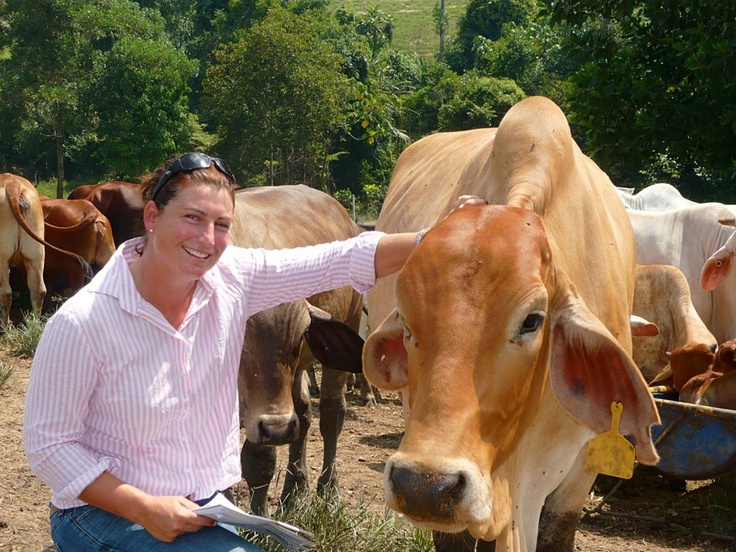 Catherine Marriott has established a remarkable career as a consultant in the cattle industry while at the same time working to inspire and empower rural women.