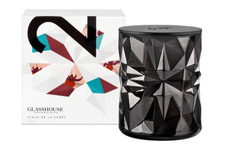 Glasshouse Fragrances La Maison Candle - Belle Magazine Aug - Sep 2015   |   designlibrary.com.au