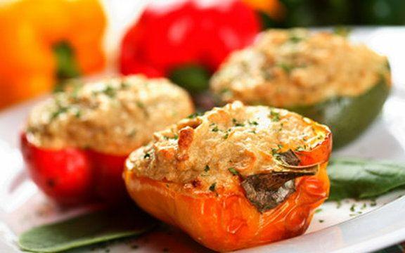 Czas na faszerowane warzywa!