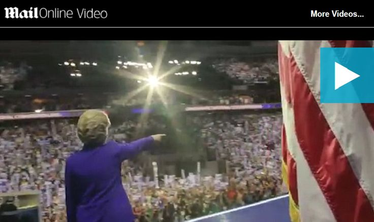 Orwellian Re-writing Of History: Clinton Campaign Puts Out Incredibly Saccharine Look 'Behind The DNC' Video, With Celebrities, Obama Dancing -------------------------------- They left out the deep divisions, protests and people walking out. Classic example of fake media trying to recraft the facts....ALL HAIL THE CAPITAL!!