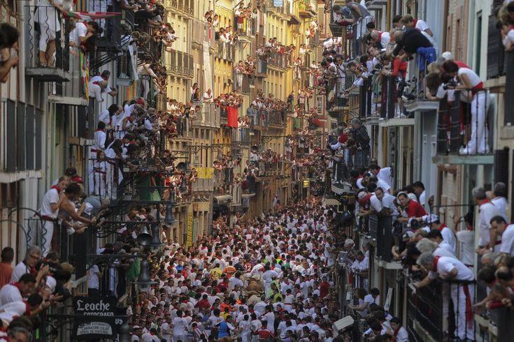 Pamplona, España, 7 de julio de 2013