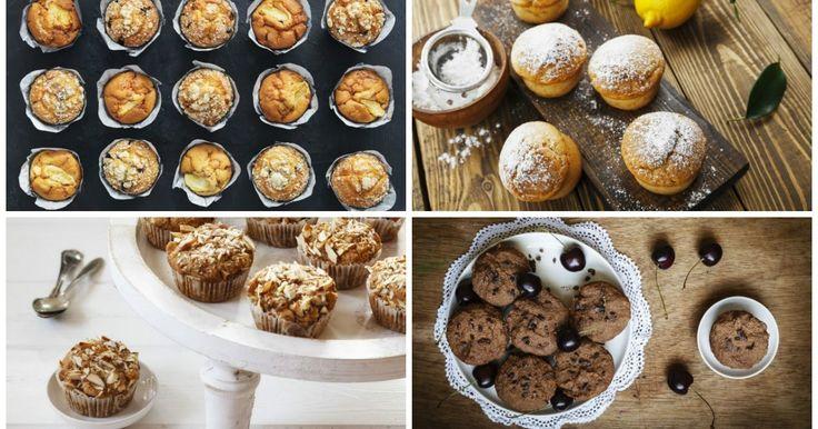 Largo ai muffin: 15 ricette da provare!