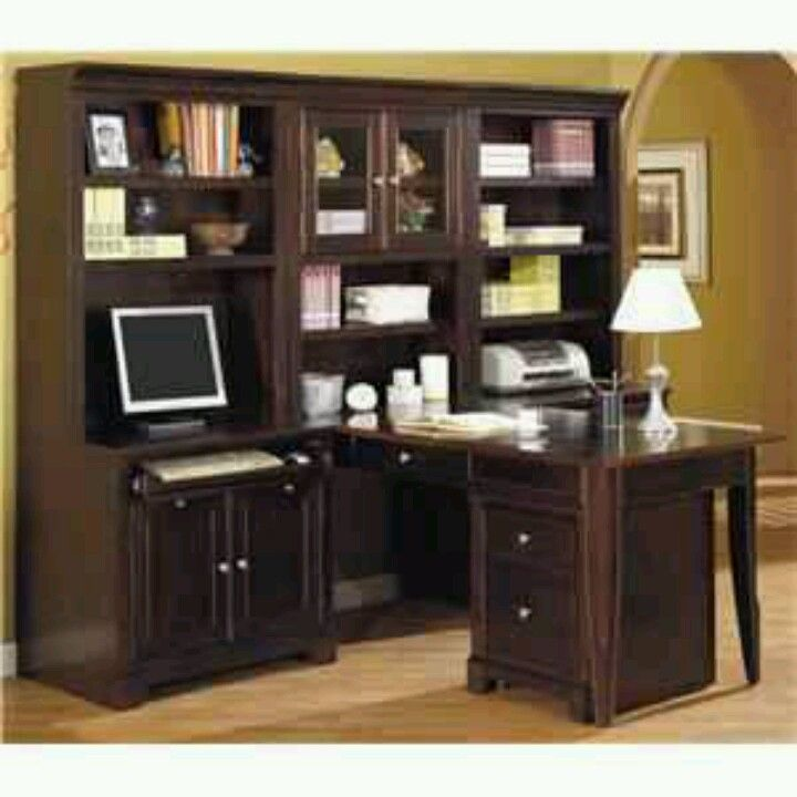 T Shaped Desk Office Pinterest Desks