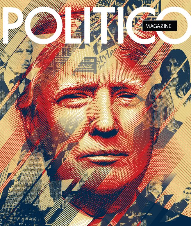 Politico Magazine: 2016 RNC Cover on Behance