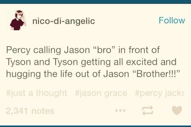 Jason better brace himself...