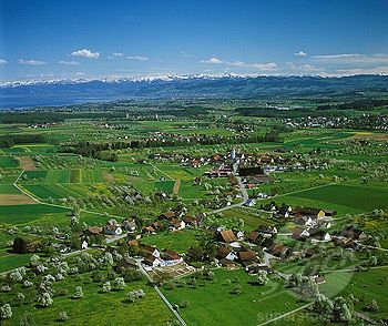 Switzerland, Europe, Canton Thurgau, Sommeri ...