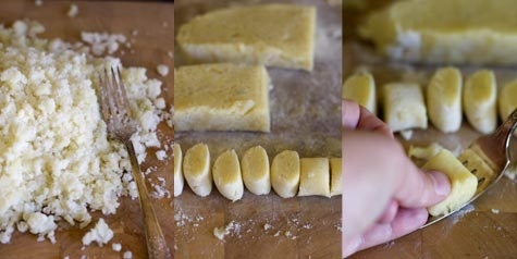 ... make pesto like an how to make gnocchi like an pesto making pesto like