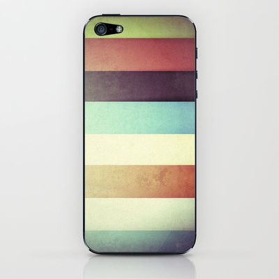 Bars TV iPhone & iPod Skin