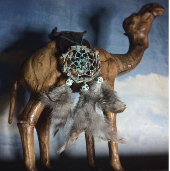 Оригинальные ловцы снов - сувенир на счастье.  The authentic dreamcatchers - a souvenir for luck.