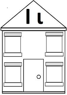 Το πιο ωραίο σχολειο είναι το Νηπιαγωγείο: Σπιτάκια Γραμμάτων 2