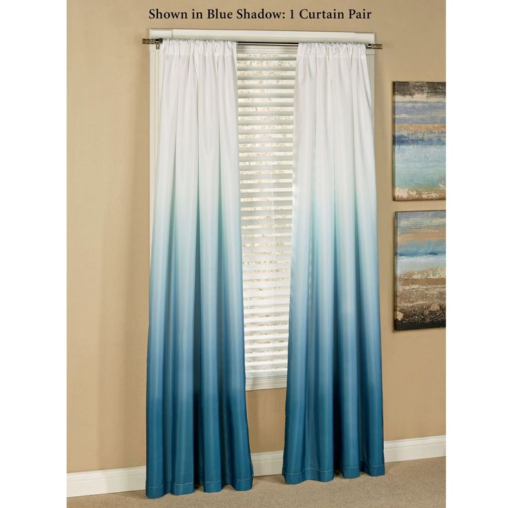Best 20+ Ombre curtains ideas on Pinterest Purple curtains - teal living room curtains