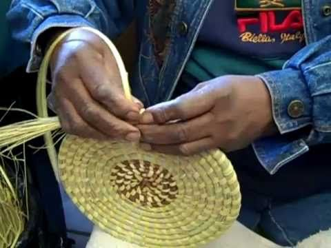 sweetgrass baskets from South Carolina